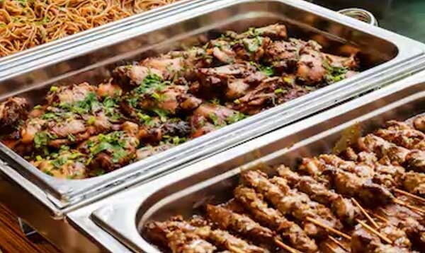 All Event Hot Buffet Catering