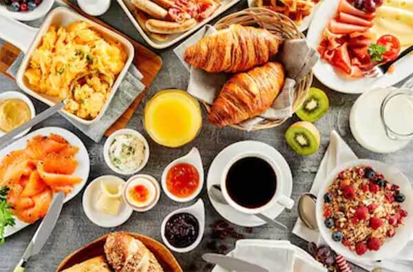 Build Your Own Breakfast Buffet Catering Services