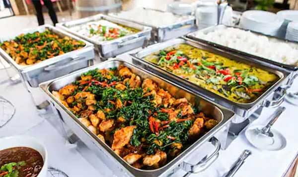 Caribbean Buffet Catering Services