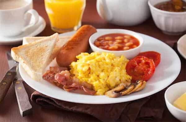 Full English Breakfast Catering - Catering Services Birmingham