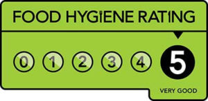Catering Company Birmingham 5 Star Food Hygiene Rating