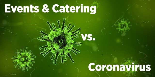 3 Simple Tips on How Reduce Coronavirus (COVID-19) Affecting Your Corporate Events